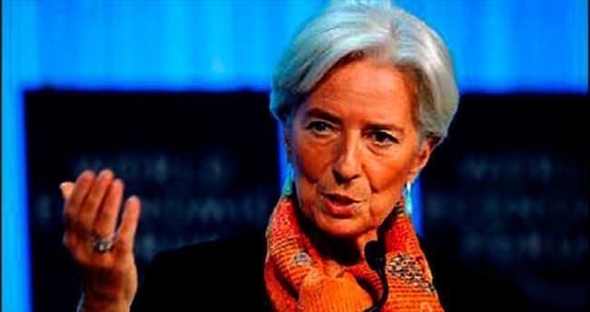 Lagarde yeniden IMF Başkanı seçildi