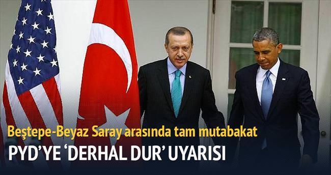YPG eylemlerine son vermeli