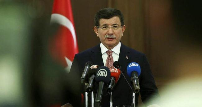 Başbakan Davutoğlu yeni güvenlik planını açıkladı