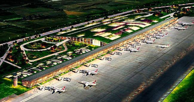 Havalimanını devlet yapacak