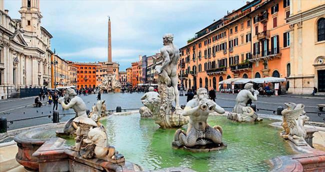 Roma daima ayakta kalır