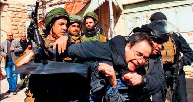 Suçları yerleşimcileri protesto etmek