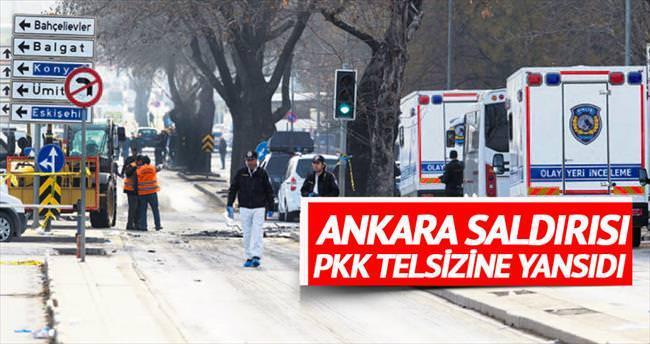 Ankara saldırısı PKK telsizine yansıdı
