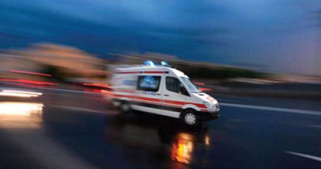 Bakırköy Ruh ve Sinir Hastalıkları Hastanesi'nde yangın