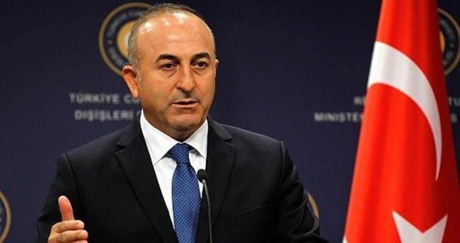 Bakan Çavuşoğlu'ndan kritik görüşme!