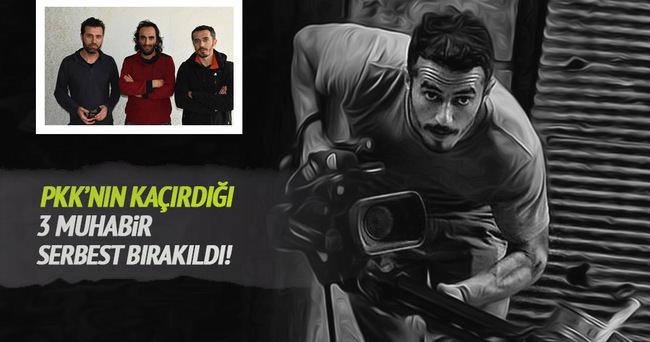 PKK Mardin'de 3 gazeteciyi kaçırdı