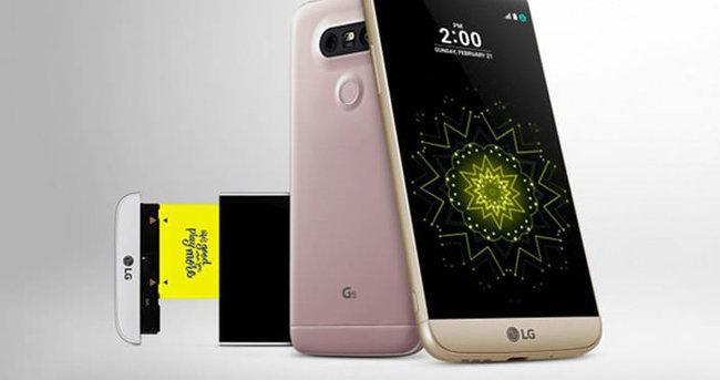Karşınızda LG G5