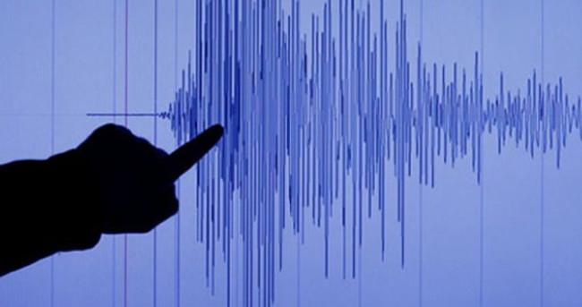 Afganistan'da 5,5 büyüklüğünde deprem