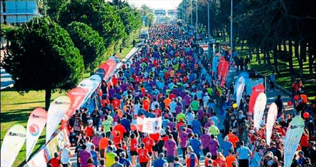 11 bin kişilik dev maraton