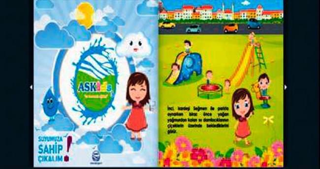 ASKİ'den çocuklara internet sitesi: ASKİDS