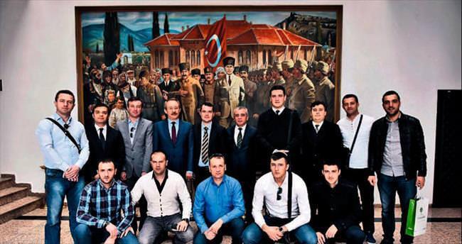 Mamak Belediyesi Rojaya'ya örnek oldu