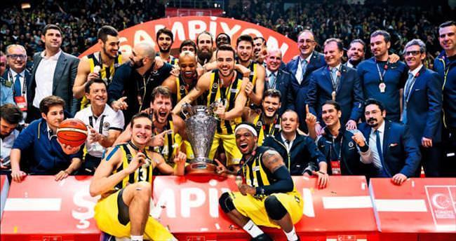 Kupa beyi Fenerbahçe