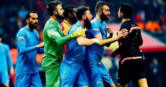 Türk futbolu için utanç