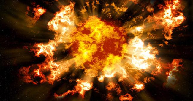 Bayrampaşa'da iş yerinde patlama