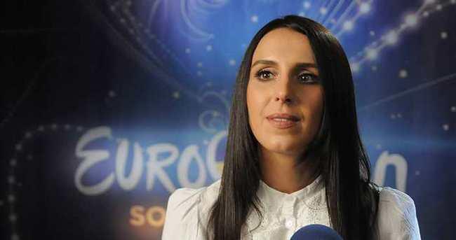 Ukrayna'yı Eurovision'da Kırımlı Jamala temsil edecek