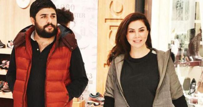 Eşinden Ebru Yaşar'a 165 bin liralık hediye