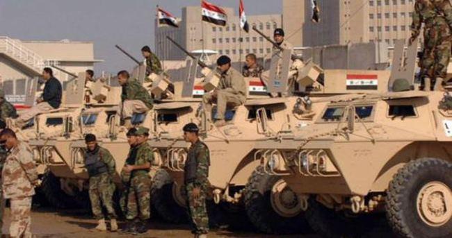 Irak Ordusu Musul'a doğru harekete geçti
