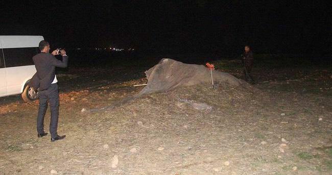 PYD'den PKK'lılara gönderilen cephanelik samanlıkta çıktı!