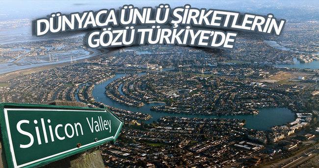 Dünyaca ünlü şirketlerin gözü Türkiye'de