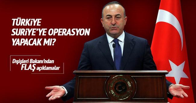 Türkiye ile Suudi Arabistan, Suriye'ye operasyon yapacak mı?