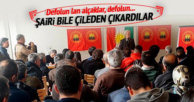 Kemal Burkay'dan PKK'lılara: Defolun alçaklar