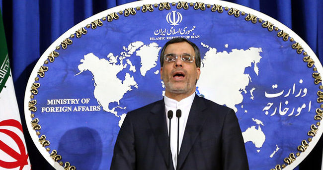 İran PYD sorusundan kaçtı!