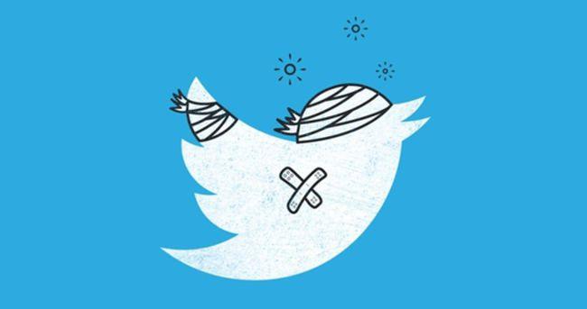 Twitter 2 milyon kullanıcısını kaybetti