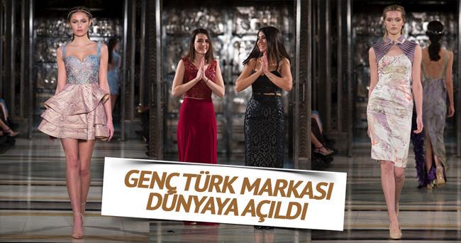 Genç Türk markası dünyaya açıldı