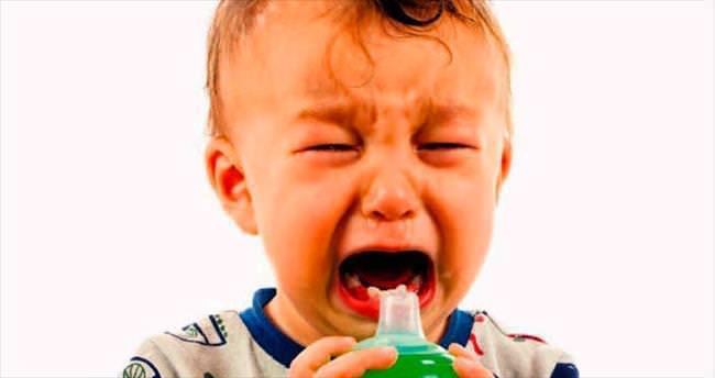 Her ağlamaya kolik deyip geçmeyin