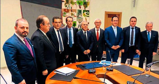 Selanik'te önemli işbirliği
