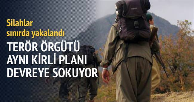 Nusaybin'de YPG hendeği