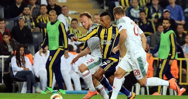 Fenerbahçe'ye Slovak hakem