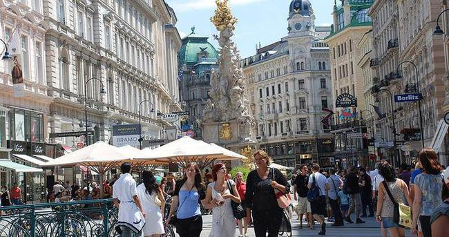 Dünyada yaşam kalitesi en yüksek şehir Viyana