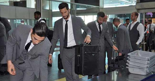İşte Galatasaray'ın Lazio kadrosu