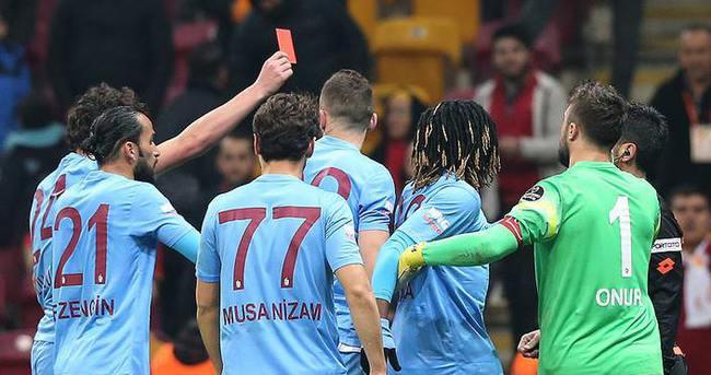 Trabzonspor camiasından ortak tepki