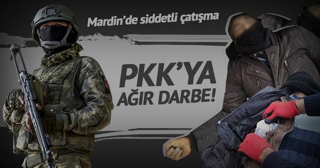 Mardin'de 7 PKK'lı öldürüldü