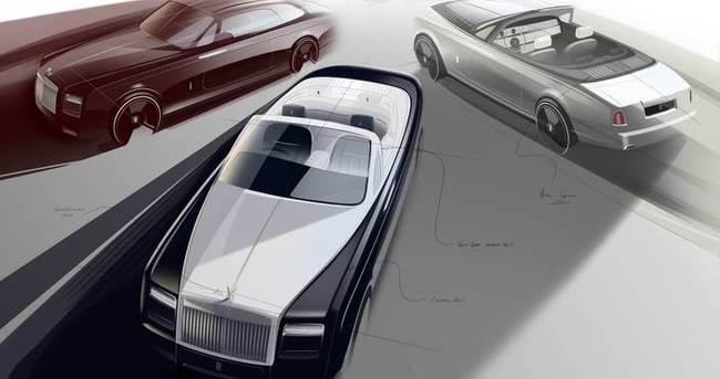 Rolls-Royce Motor Cars Yedinci Nesil Phantom'ın Üretimini Sonlandırıyor