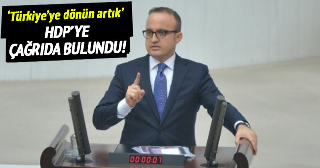 'Türkiye'ye dönün artık'