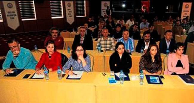 Belediye işçilerine eğitim semineri