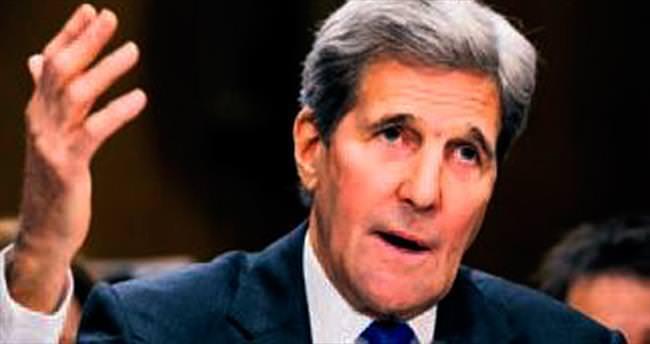 Kerry: Esad kaldığı sürece savaş durmaz