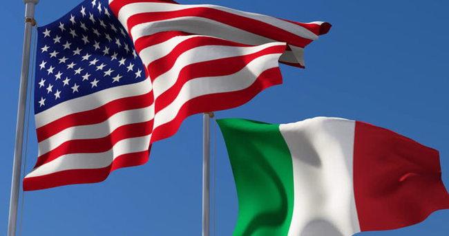İtalya ile ABD arasında kriz