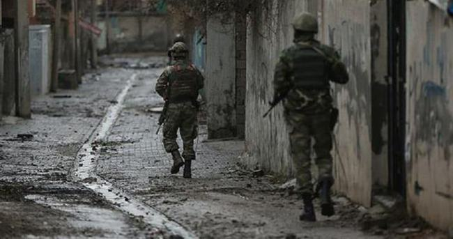 Sur'dan acı haber: 1 asker şehit oldu