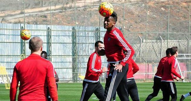 Gazintepspor, Galatasaray'a hazırlanıyor