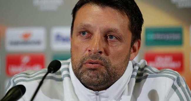 Lokomotiv Moskova'nın hocasından iddialı açıklama