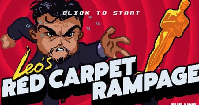 DiCaprio'nun Oscar macerası oyun oldu