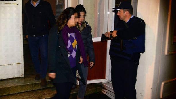 Kırklareli'de terör şüphesiyle 3 kişi gözaltına alındı