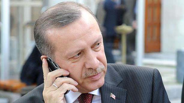 Erdoğan'dan Kırkıncı ailesine taziye telefonu