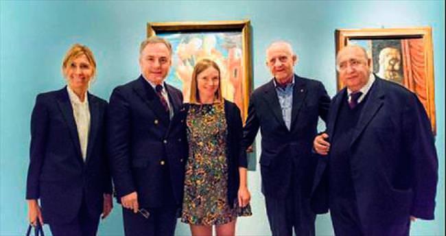 Pera Müzesi'nde iki özel sergi açıldı