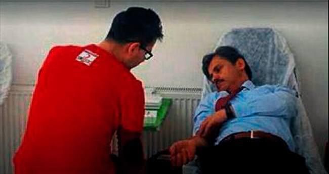 AFAD üyelerinden bağış kampanyası