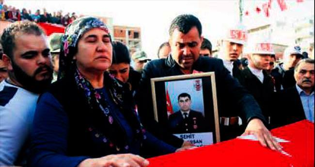 Ciğerimiz yandı: Sur'da 2 asker şehit